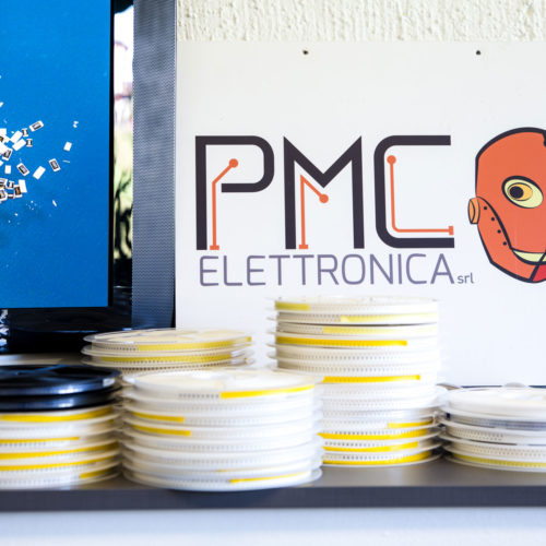 PMC Elettronica assistance in purchasing components